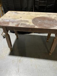 Unique Farm Table