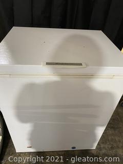 Deep Frigidaire Freezer
