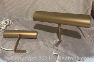 Pair of House of Troy Portable Lamps