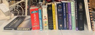 17 Various Books Including the 447th Bomb Group WWii
