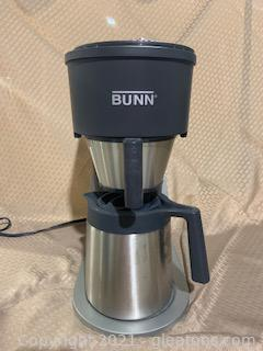 Bunn STX Pourover Coffee Maker with 10 Cup Thermal Carafe/Pot