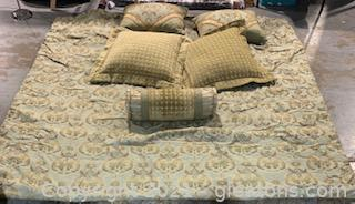 Full/Queen Eastern Accents Bedding Set