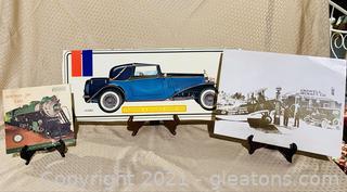 Antique Transportation Collection