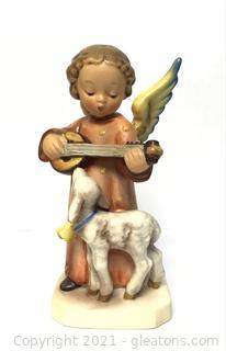 Hummel 83: Angel Serenade With Lamb