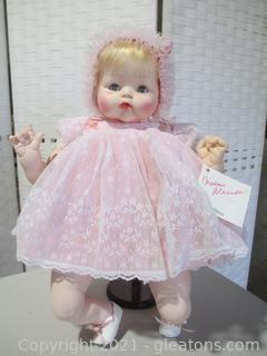Madame Alexander Kitten Doll