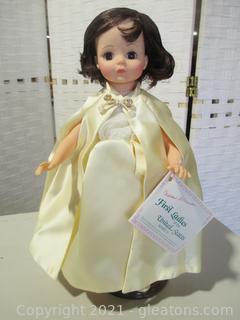 Madame Alexander First Lady Doll