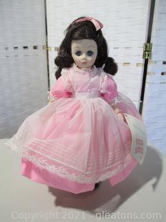 "Madame Alexander ""Beth"" Doll"
