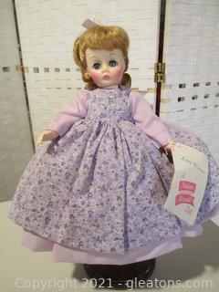 """Madame Alexander """"Meg"""" Doll"""
