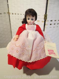 "Madame Alexander ""Jo"" Doll"