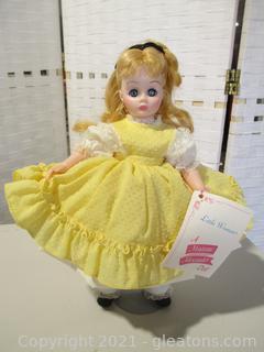 "Madame Alexander ""Amy"" Doll"