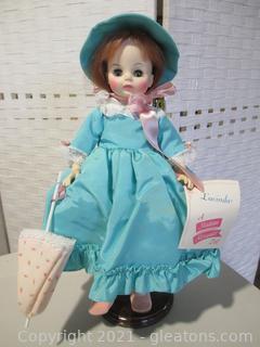"Madame Alexander ""Lucinda"" Doll"