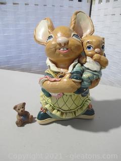 """Pendelfin """"Mother Rabbit"""""""