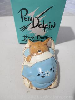 """Pendelfin """"Peeps"""" Rabbit"""