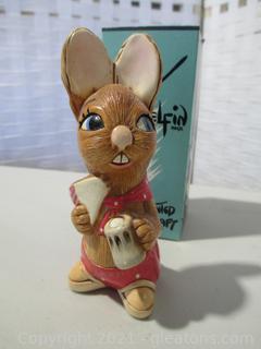 """Pendelfin """"Muncher"""" Rabbit"""