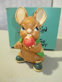 "Pendelfin ""Scrumpy"" Rabbit"