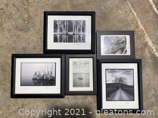 Set of 5 Photograph