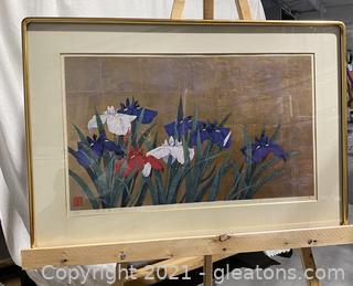 Original Kazutoshi Sugiura Painting