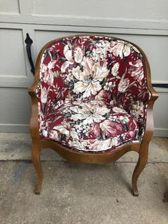 1950's Drexel Bedroom Chair
