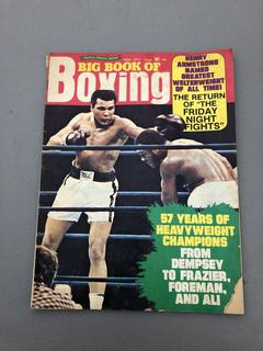 The Big Book of Boxing March 1976