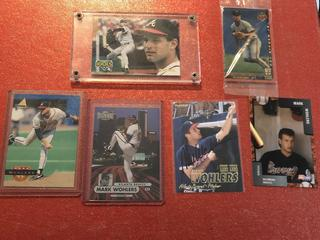 Lot of Baseball Cards A