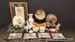 Lot Of Treasure Vintage Finds
