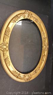Vintage Wooden Frame