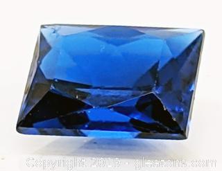 Blue Topaz 2 Carats