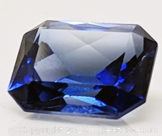 Large Sapphire 7 Carats