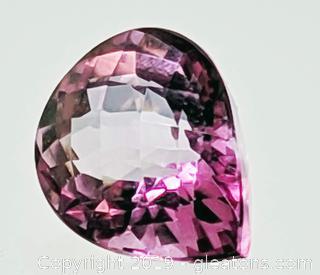 Pink Sapphire 12.25 Carats