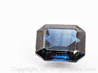 Sapphire 3.35 carats