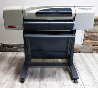 HP. Design Jet 500