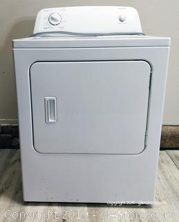 Admiral Gently Used Dryer