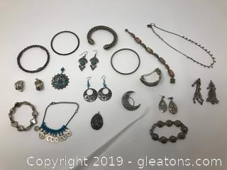 Nice Costume Jewelry Lot