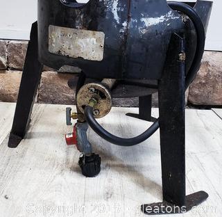 Large Gas Pot Burner