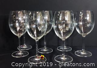 Set of High End Wine Glasses