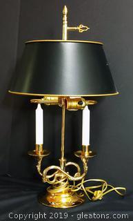 Baldwin Brass Table Lamp