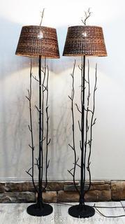 Set Of Floor Lamps