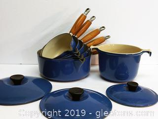 Le Creuset Enamel Cast Iron Cookware
