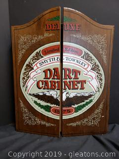 Limited Edition Dart Cabinet New Wall Mount