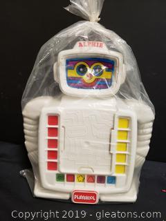 "Vintage Alphie ""1992"" Toy"