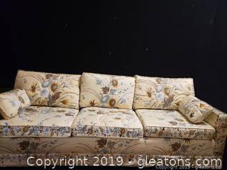 Levitz Vintage Sofa Great Condition