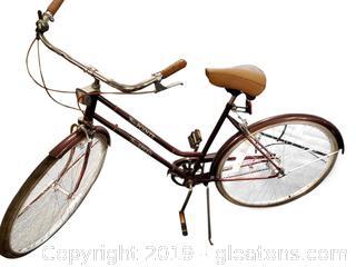 Vintage Bay Pointe Three Speed Bike