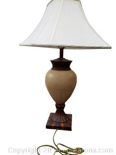 Nice Large Decorative Table Top Lamp