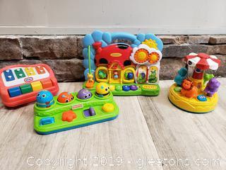 Lot A Toddler Toys Lot Super Clear