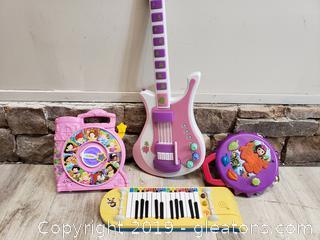 Lot C Dora Musical Lot Toddler Toys