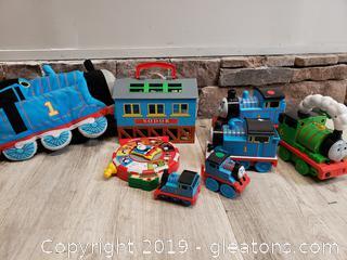 Lot B Thomas The Train Lot Toys