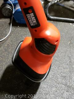 Rechargeable Black + Decker Garden Cultivator