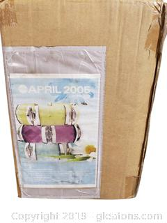 Vintage New In Box April 2005