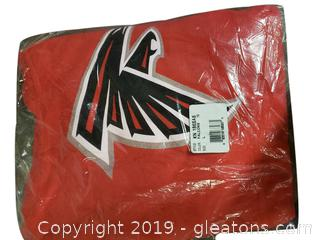 """New"" Still In Bag Size Large Women's Atlanta Falcons Sweat Shirt"