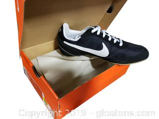 "New In Box ""Nike"" Black/White Women's Size 6½ Possession Tennis Shoes"